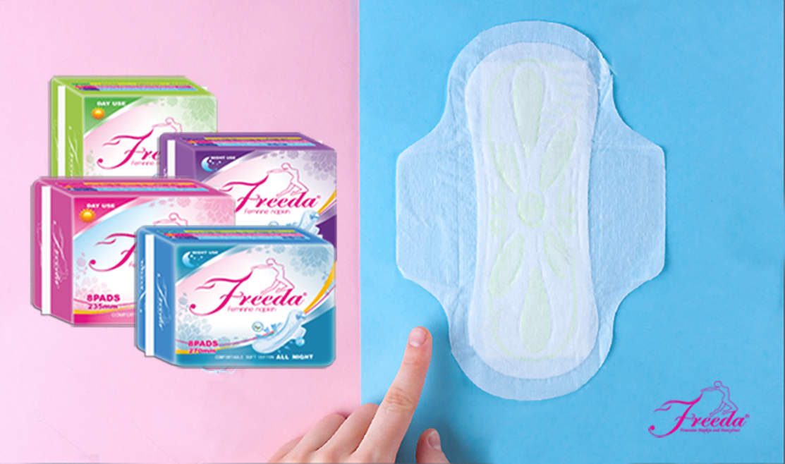 New Year, New Pad: Choosing The Right Sanitary Napkin